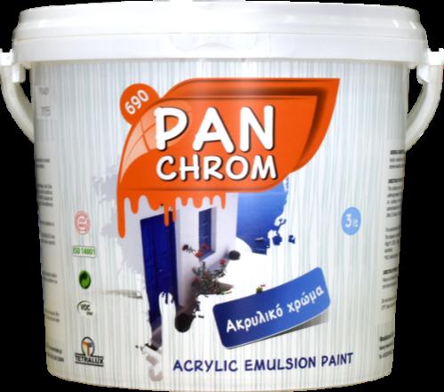PANCHROM acrylic paint