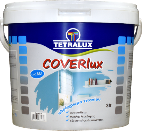 Coverlux ceiling paint