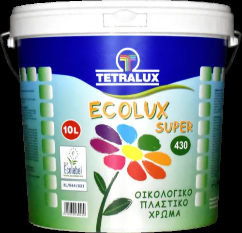 ECOLUX emulsion paint