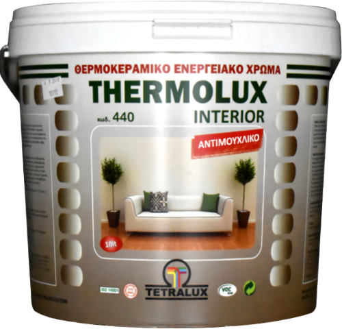 THERMOLUX INTERIOR emulsion paint