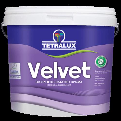 VELVET emulsion paint