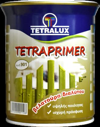 TETRAPRIMER solvent based wood primer