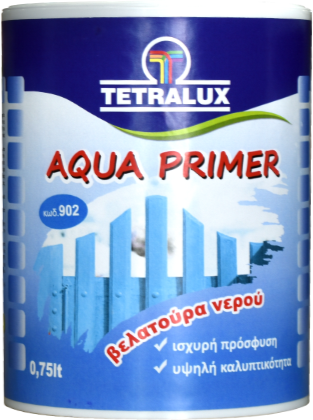 AQUA PRIMER water based wood primer