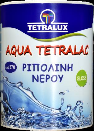 AQUA TETRALAC water based enamel