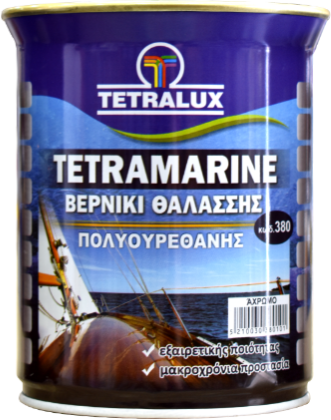 TETRAMARINE marine varnish