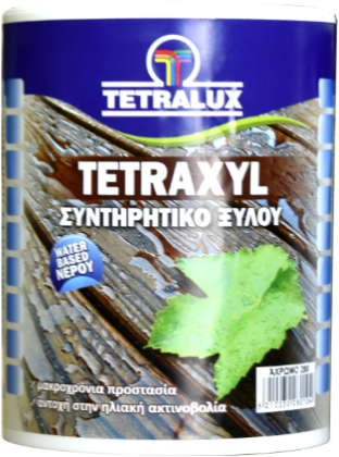 TETRAXYL water based wood stain