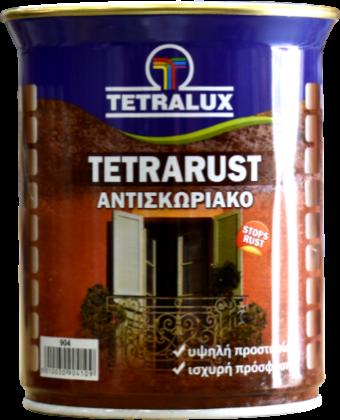 TETRARUST rust primer