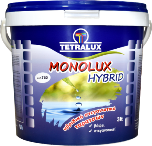 MONOLUX hybrid terrace paint