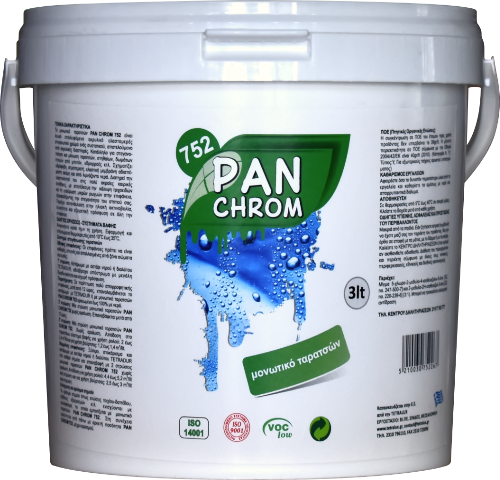 PANCHROM insulating terrace paint
