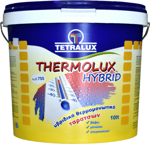 THERMOLUX hybrid terrace paint