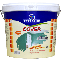 Cover anti-mold water paint