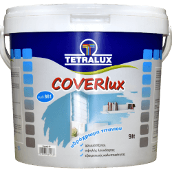 Coverlux, Titanium containing water paint