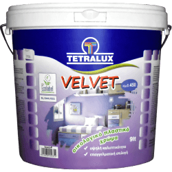 Velvet Ecological paint