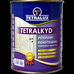 Tetralkyd Premium Quality enamel