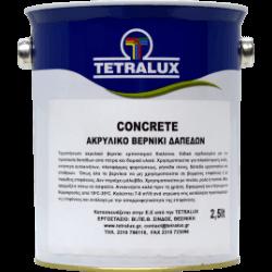 Concrete Quick Drying Acrylic Varnish